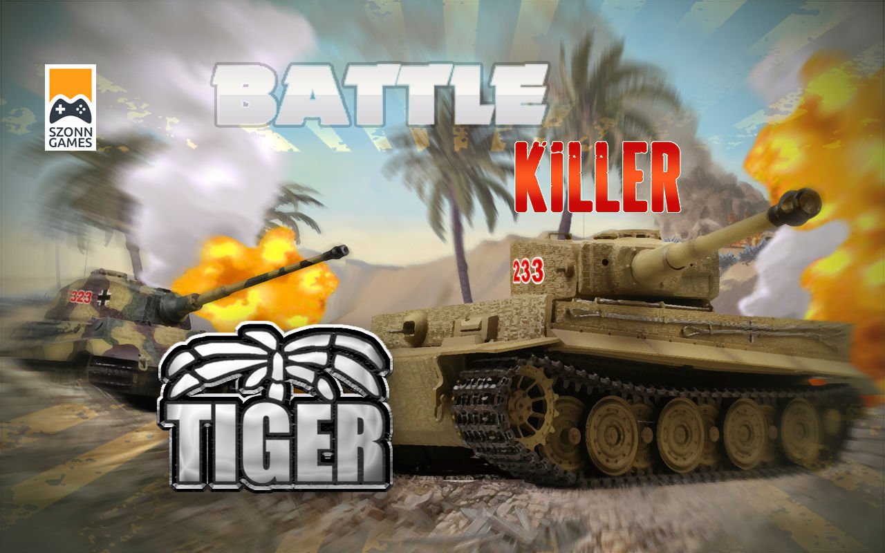 battle killer tiger